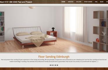 Floor Sanders In Edinburgh