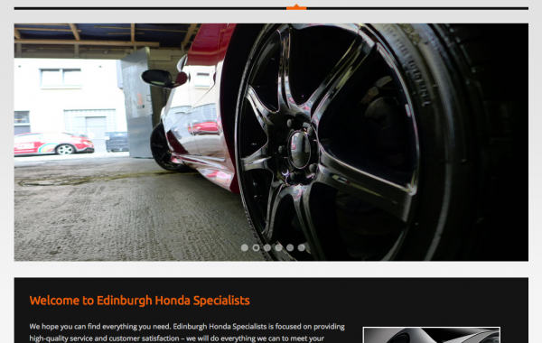 Edinburgh Honda Specialists