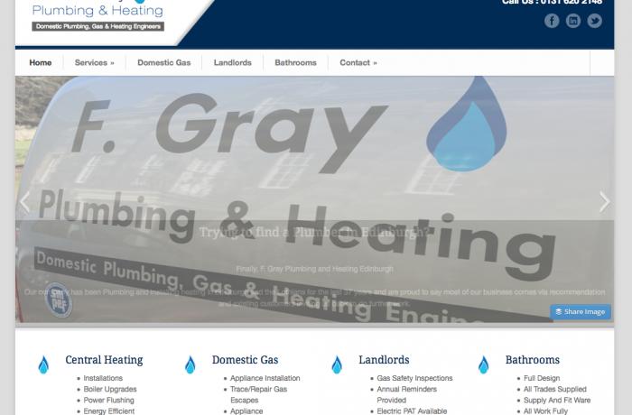F Gray Plumbing