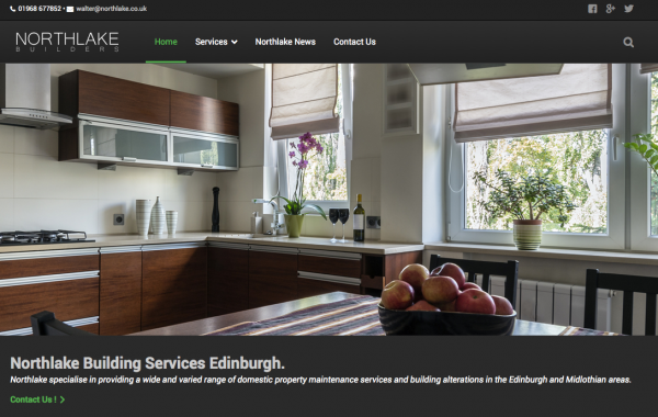 Northlake Builders Edinburgh