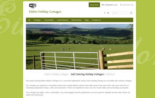 Eildon Holiday Cottage