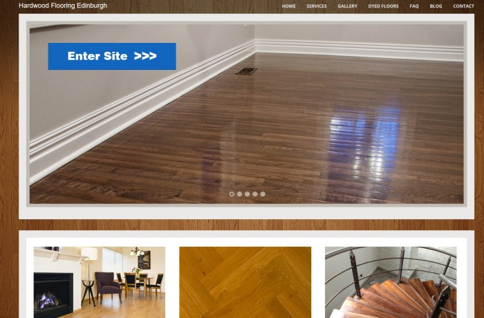 Hardwood Flooring Edinburgh